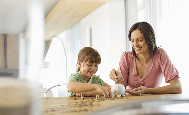 Family Finances in the Open: What to Tell Your Kids