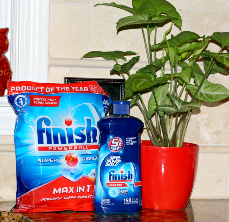 Earn Movie Cash When You Buy Finish Dish Products
