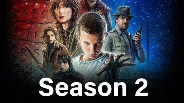 Stranger Things Season 2 Was Everything I Expected & More!