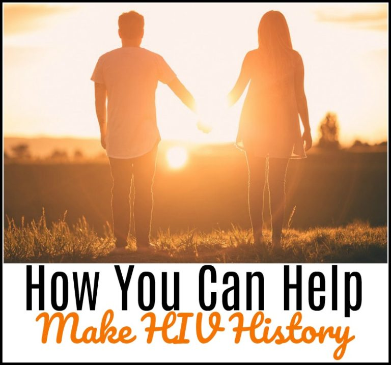 How You Can Help Make HIV History