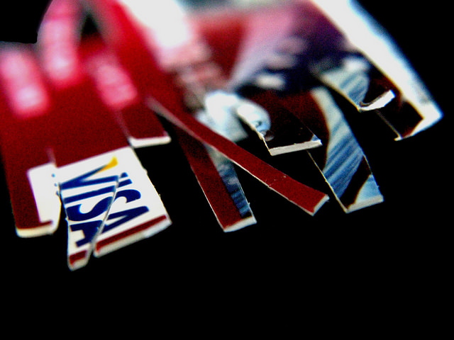 Why Cutting Up Your Credit Card Isn't the Answer & How Derby Advisors Can Help!