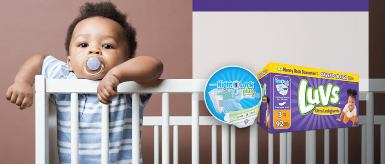 Diaper Alert: Check Your Favorite Retailer for New Lower Luvs Prices!