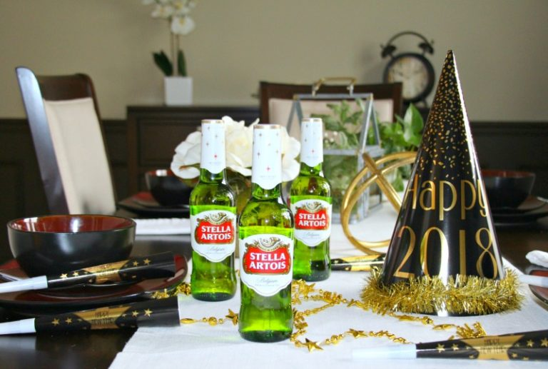 Ringing In The New Year With Stella Artois