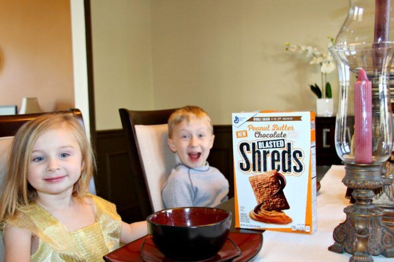 Breakfast Time Just Got Tastier & Easier!