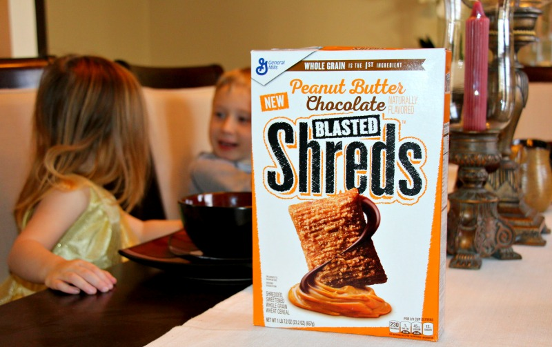 Breakfast Time Just Got Tastier & Easier!