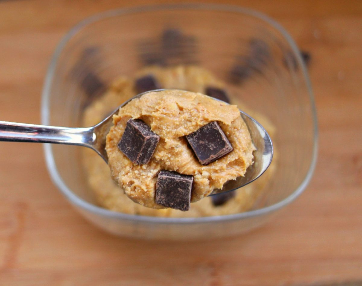 Simple & Healthy Protein Cookie Dough