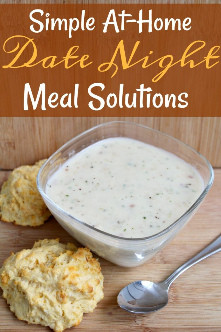 Simple At-Home Date Night Meal Solutions