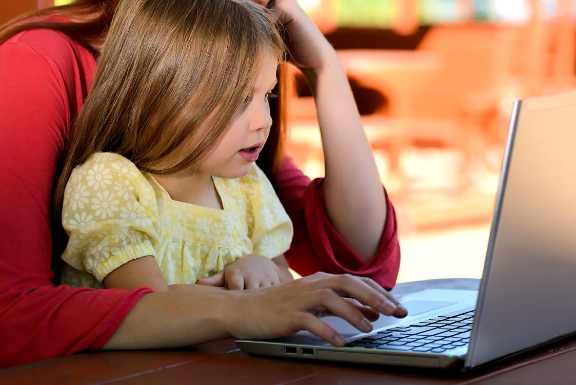 Kids and Coding: Teaching Web Design at Home