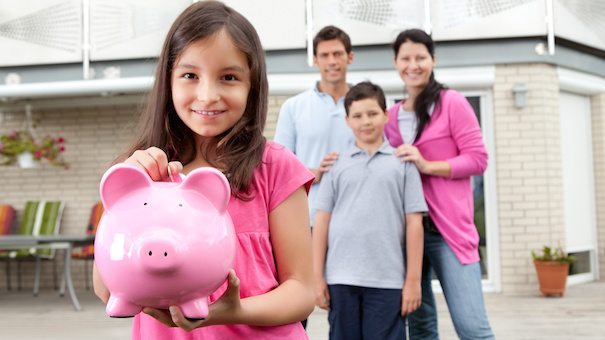 Four Money Saving Tips for Frugal Families