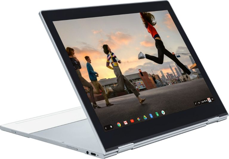 Meet Pixelbook: The New High Performance Chromebook