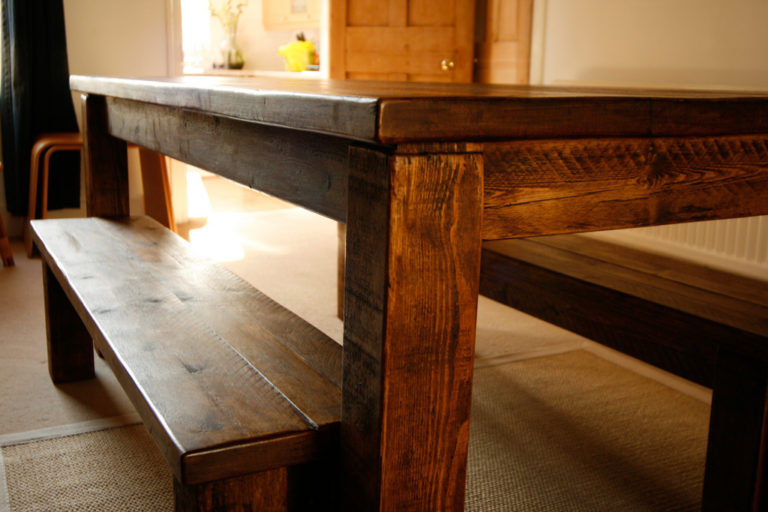 How To Craft A Farmhouse Table