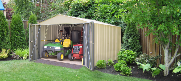 5 Reasons to Build A Steel Building in Your Garden