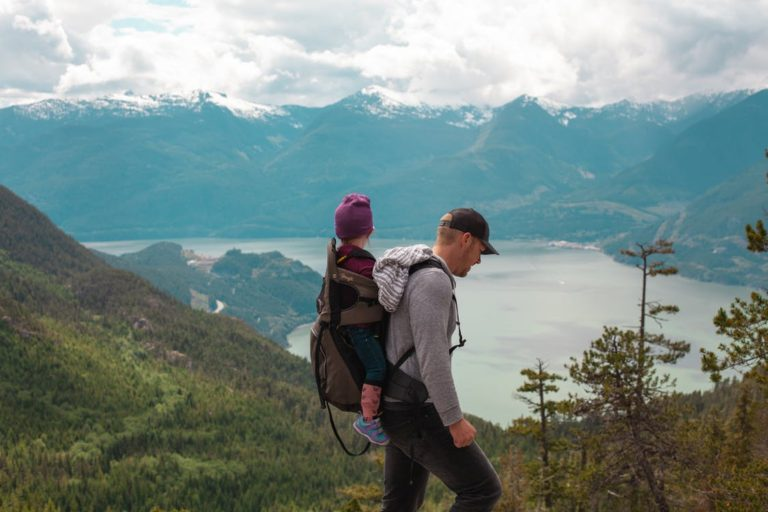 When to Start Traveling with Kids