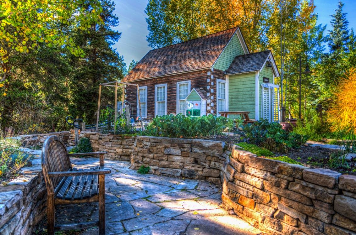 Frugal Backyard Renovation Projects