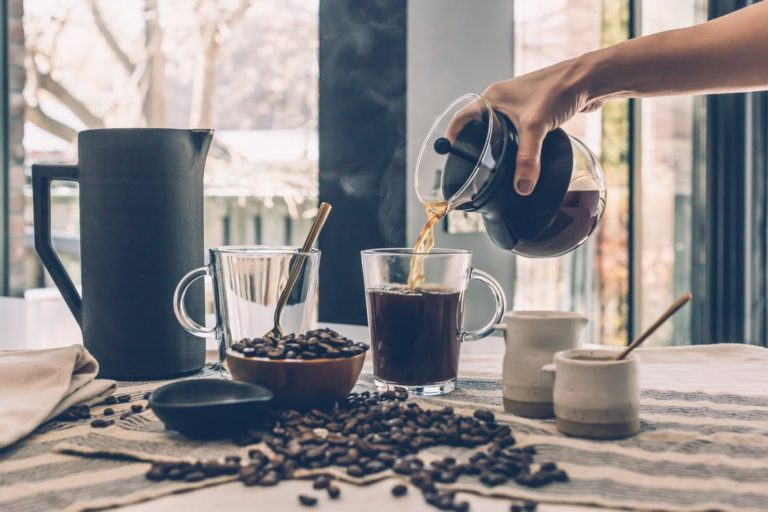 Maintain Your Coffee Habit By Saving Money
