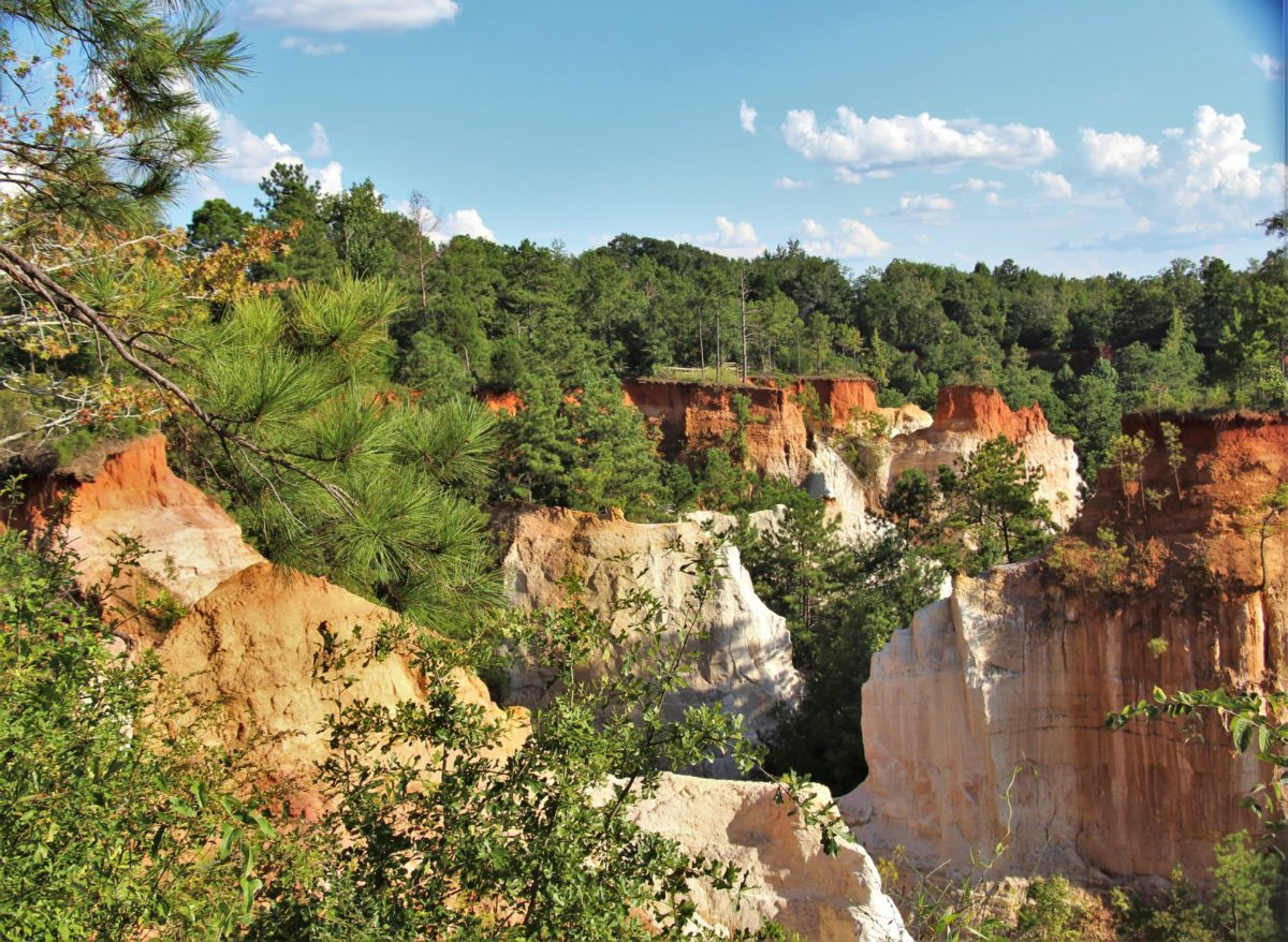Providence Canyon: Georgia's Little Grand Canyon