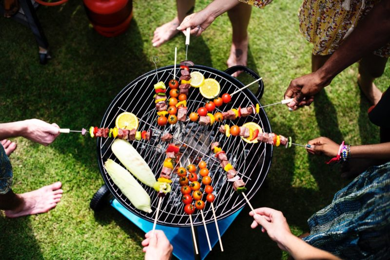 Affordable Vegetarian Treats To Try On The Barbecue