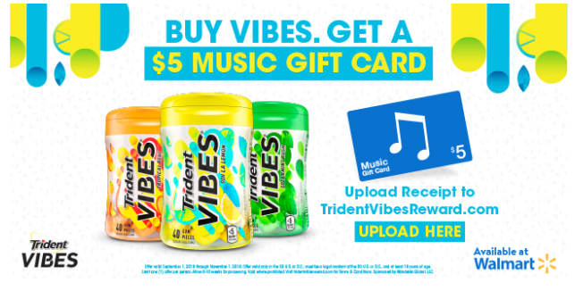 How To Score A $5 Music Gift Card!