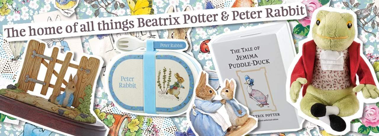 The Wonderful World of Beatrix Potter Figurines