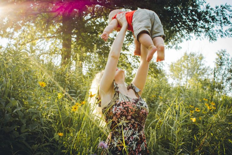 How Can You Better Yourself When You're a Mom?