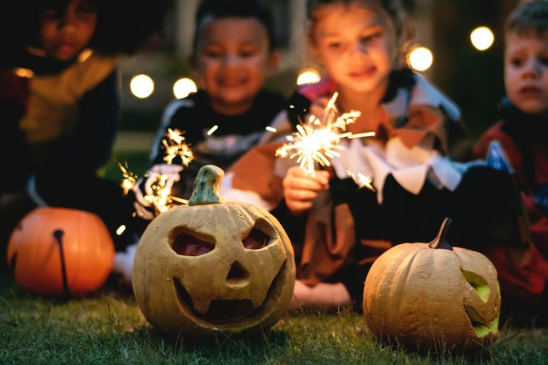 3 Spooktacularly Clever Ways to Help Your Young Child Enjoy Halloween