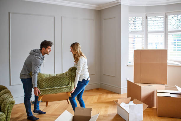 Simple Solution For Moving Furniture