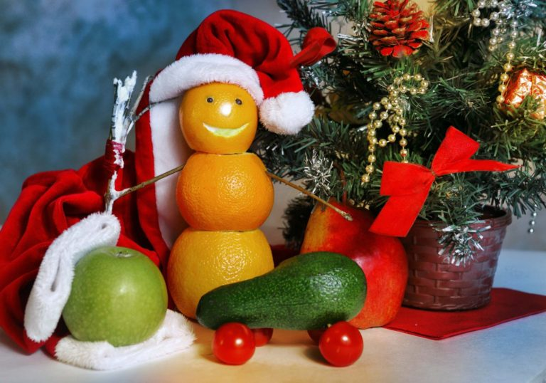How to Stick to A Healthy Diet During the Christmas Holiday's
