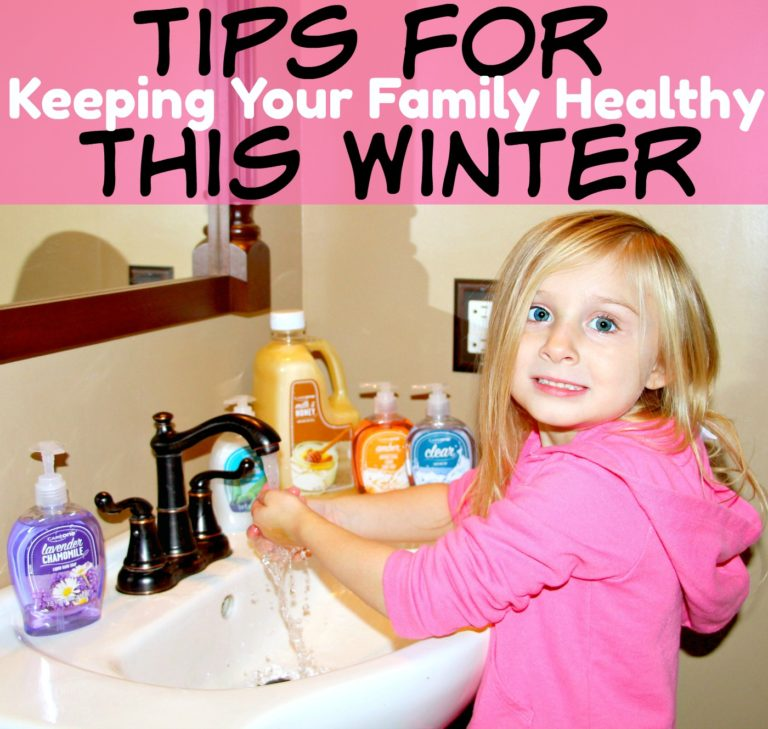Tips For Keeping Your Family Healthy This Winter