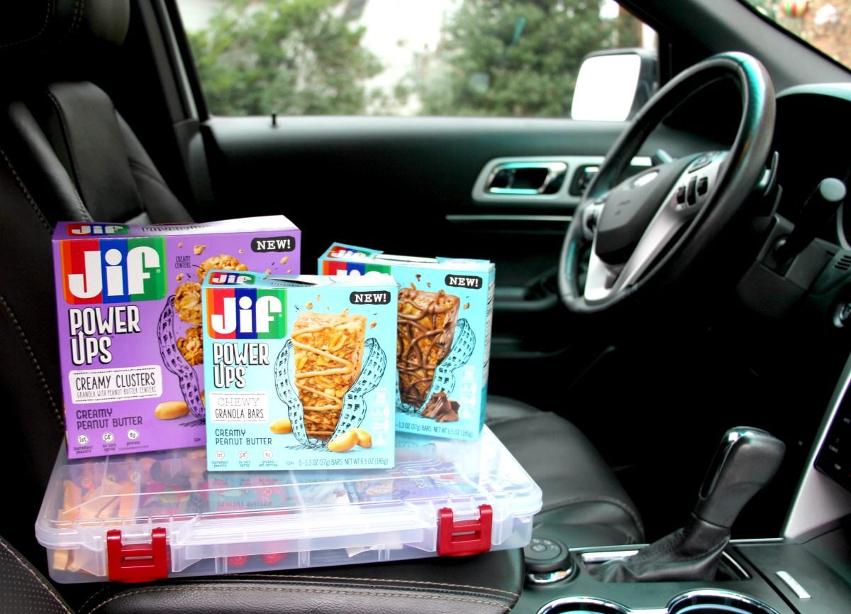 DIY Travel Snack Kit For Kids