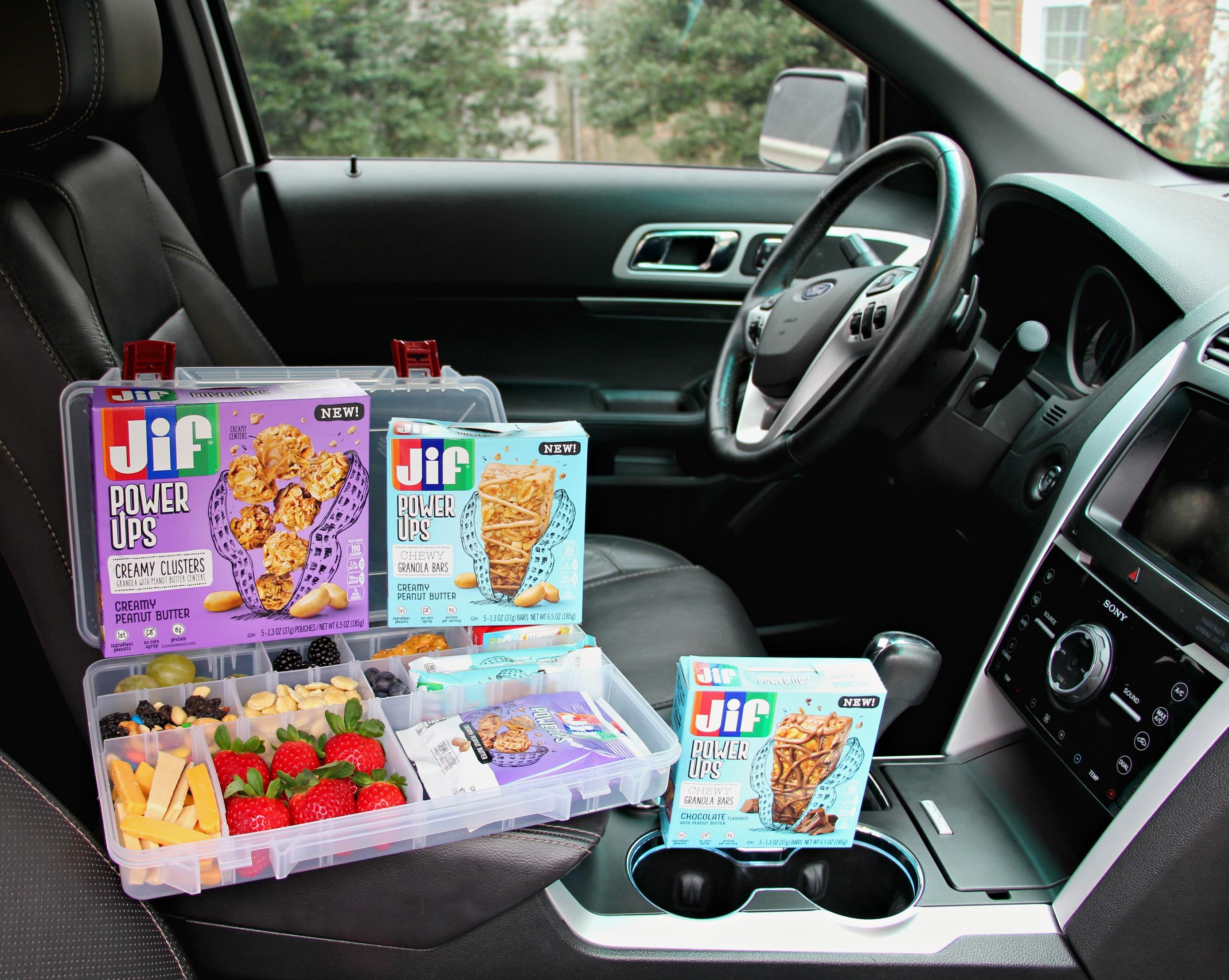 DIY Travel Snack Kit For Kids