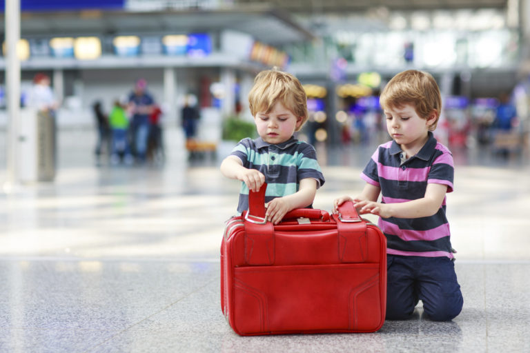 Top Tips for Travelling with Small Children