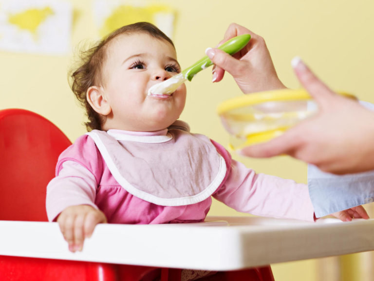 A Nutrition Guide For Your Baby