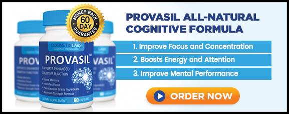 Provasil Review: A Systematic Formula Which Aids in Cognitive Recovery