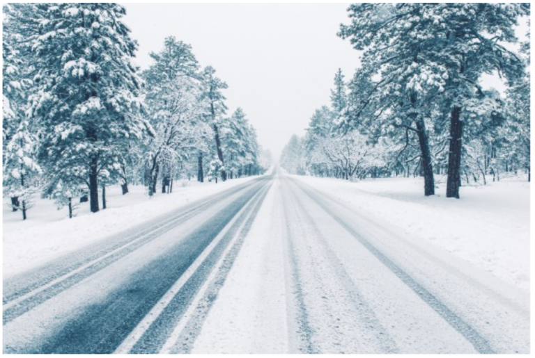 Best Paving Material For Roads In The Winter