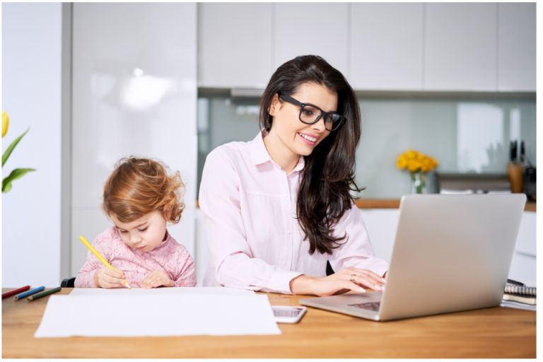 3 Work from Home Ideas that are Ideal for Busy Moms