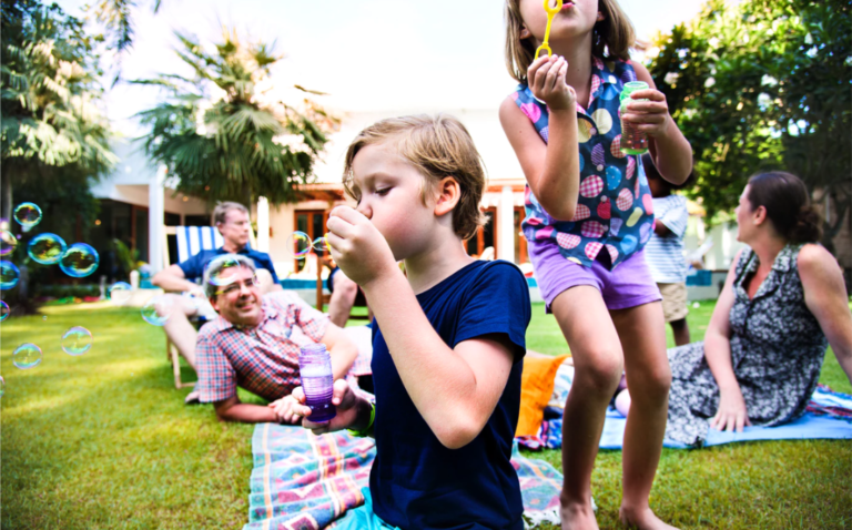 3 Awesome Family Activities for A Weekend at Home
