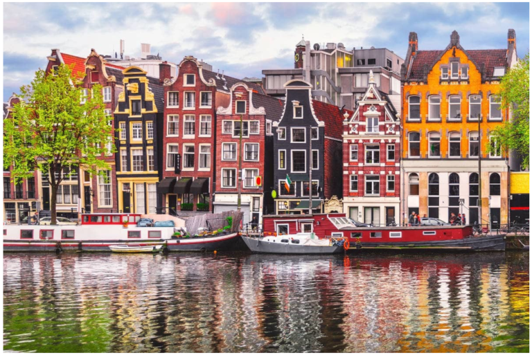 Amsterdam's Adventure and Charm