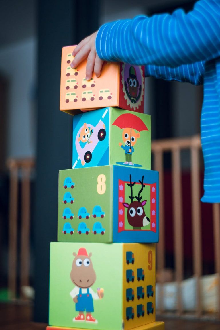 Toys and The Subtle Ways They Shape Our Children and Their Futures