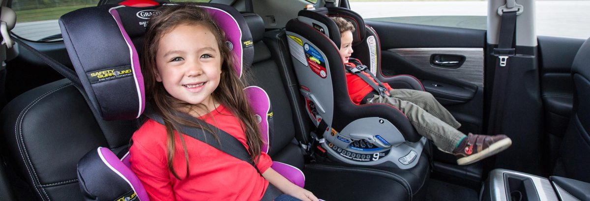 Being A Driving Parent: Safety & Convenience Tips