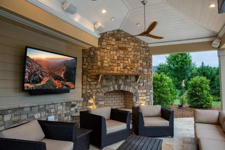 Get Your Patio Ready For Summer With A SunBrite Veranda TV