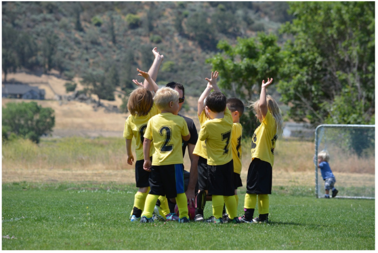 Five Life Lessons Even Young Children Can Learn From Organized Sports
