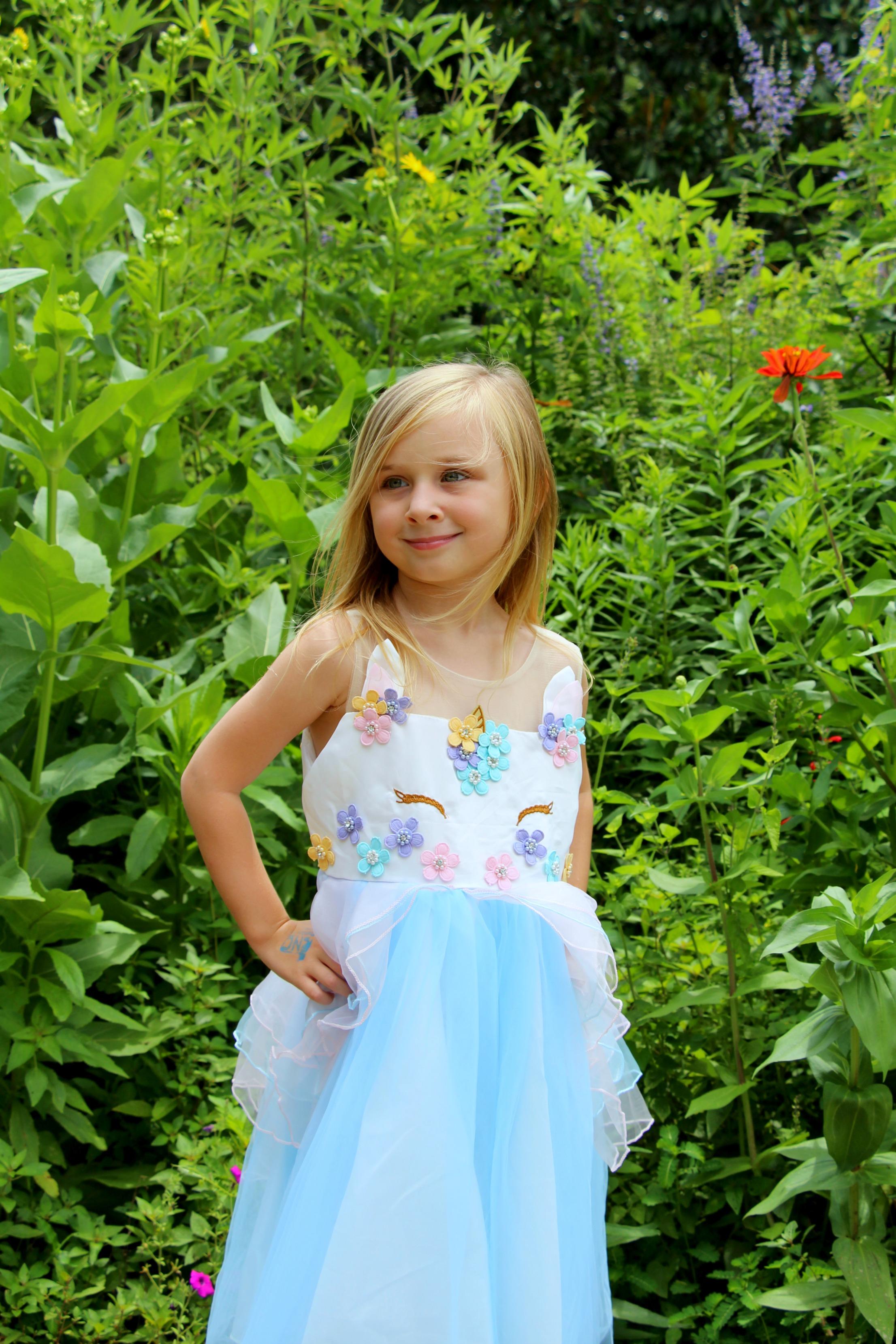 Celebrating Addie's 5th Birthday At The Chattahoochee Nature Center