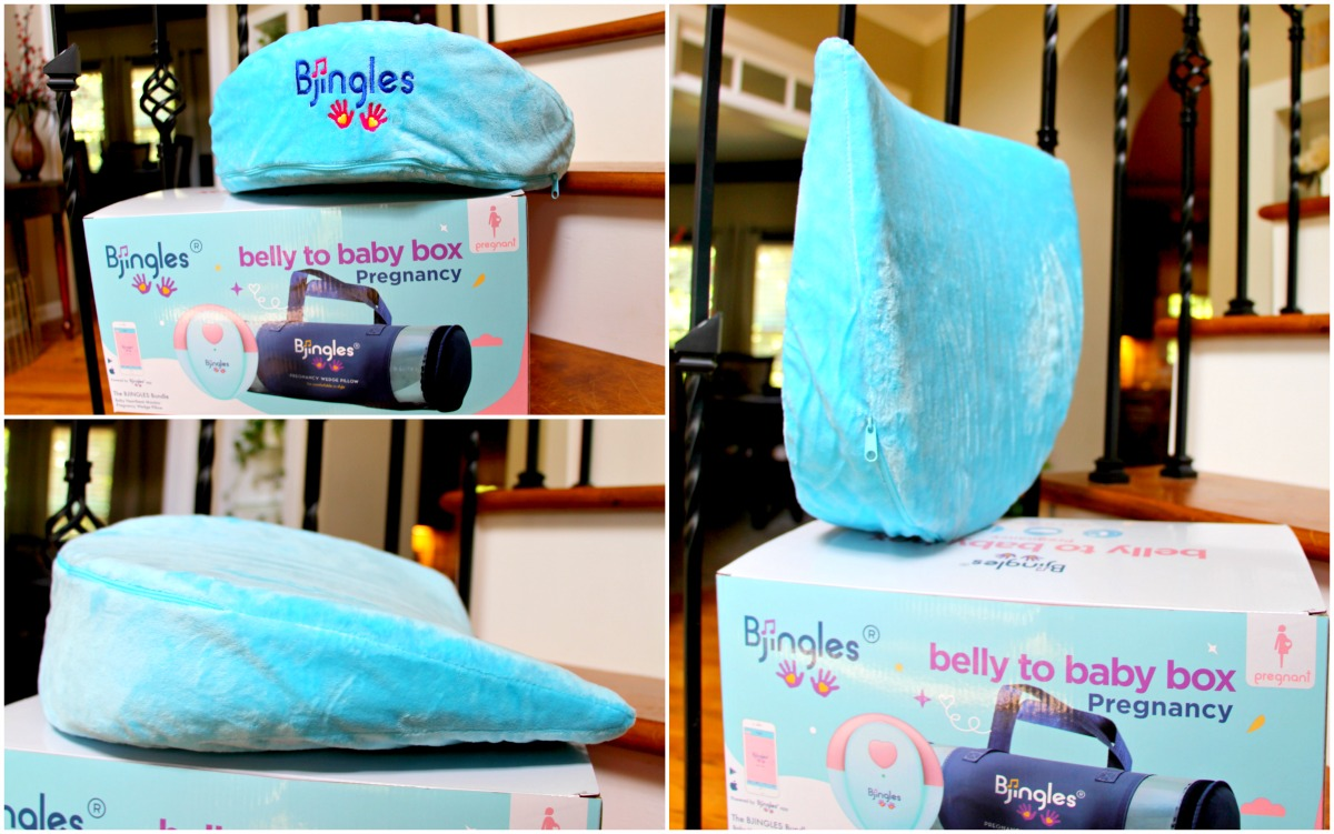 The Bjingles Pregnancy Box