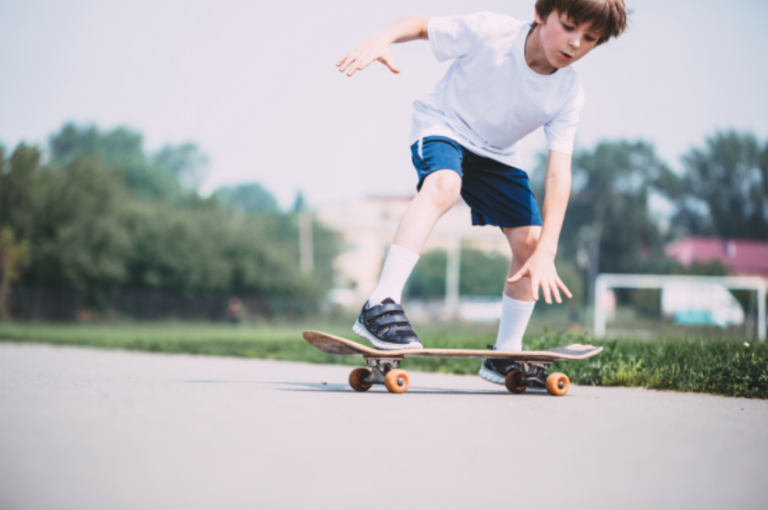 Skating Security: Keeping Your Kids Safe While Learning to Skateboard