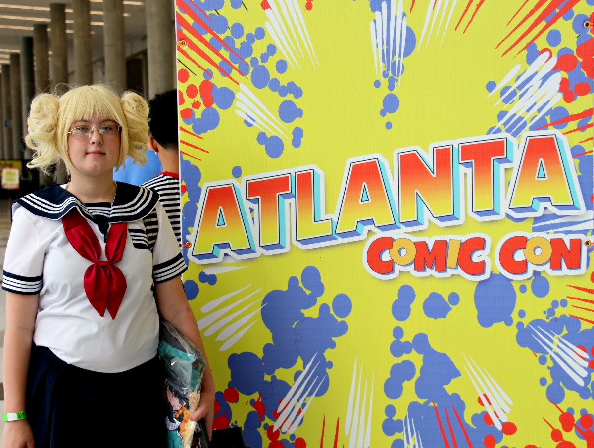 Mom & Daughter Day Trip To Atlanta Comic Con 2019