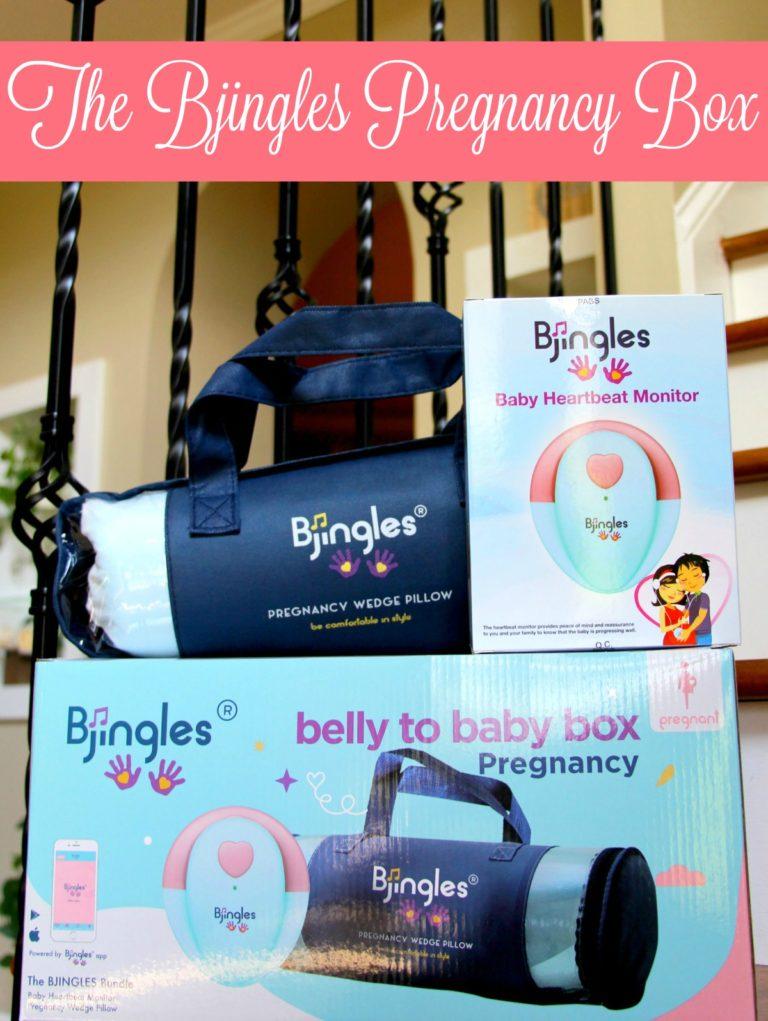 The Bjingles Pregnancy Box