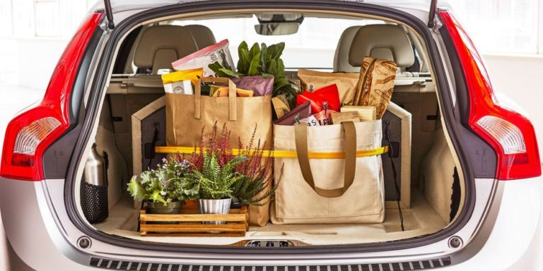 Five Organizing Hacks to Finally Get Your Messy Car in Order