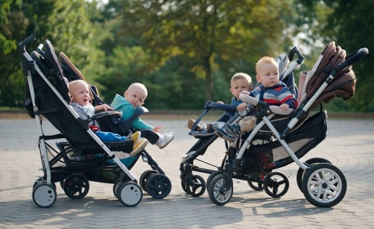 6 Things To Consider While Choosing A Double Stroller For Your Babies