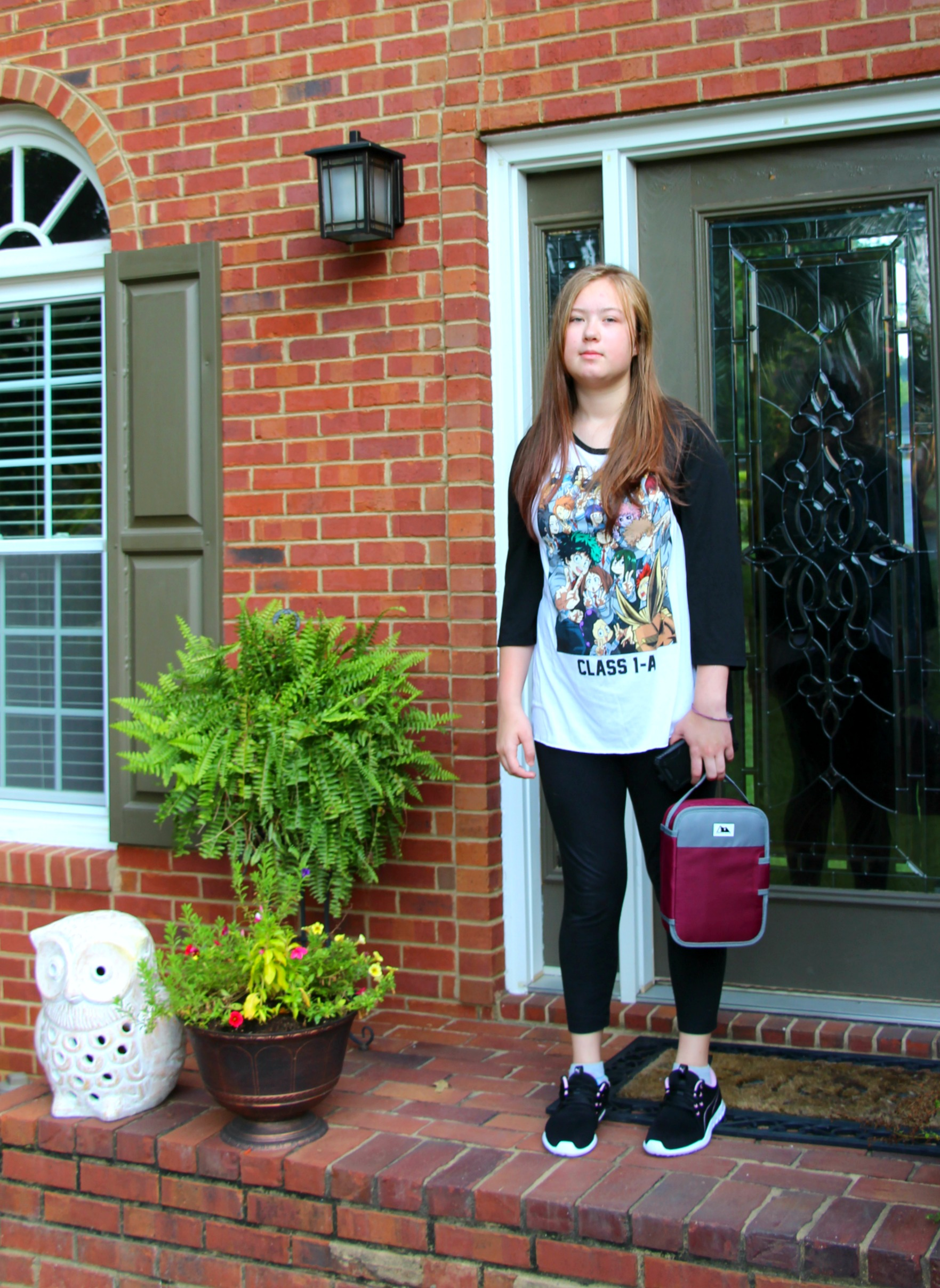 First Day Of School For My Third & Eighth Grader