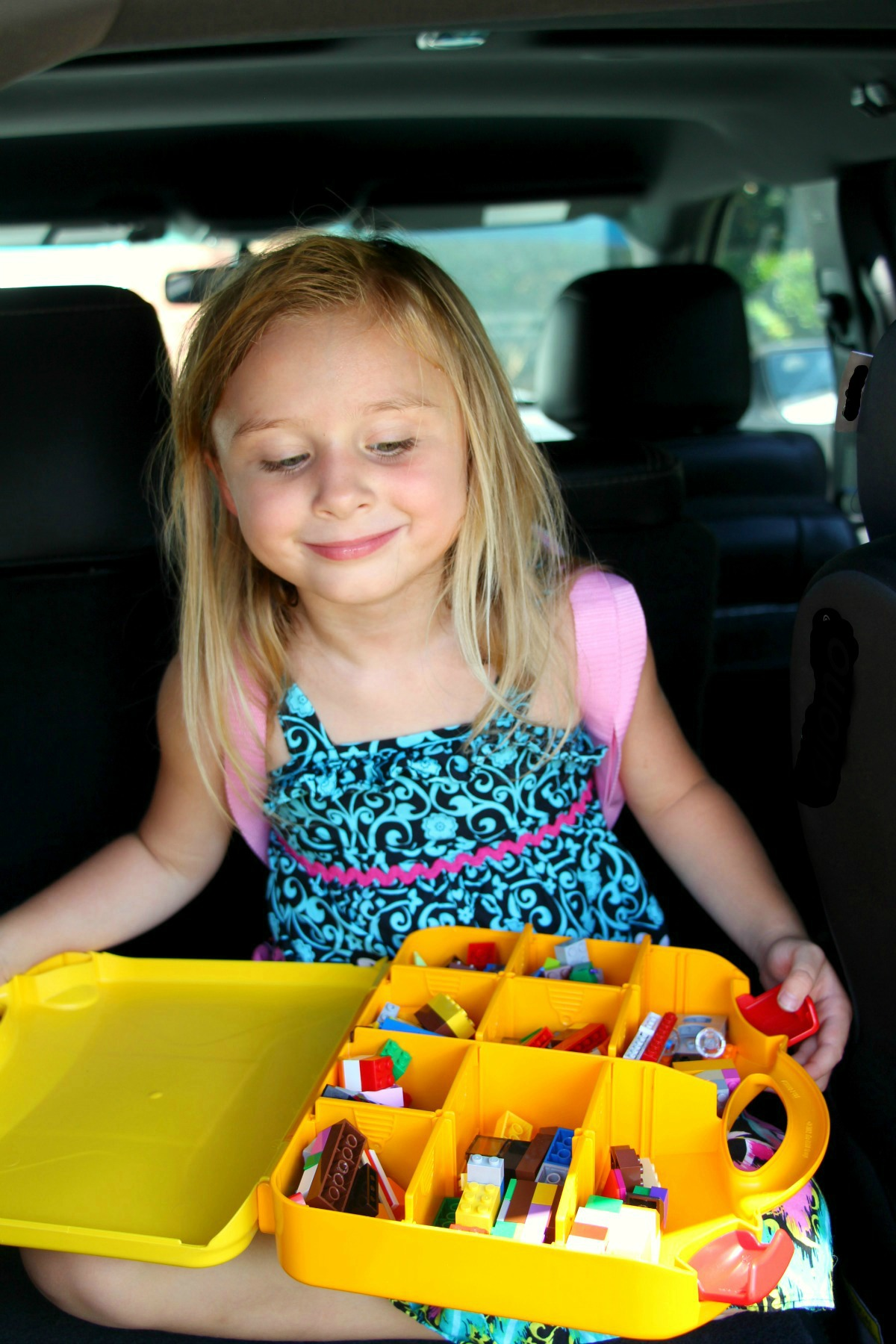 Keeping Kids Busy While On The Road